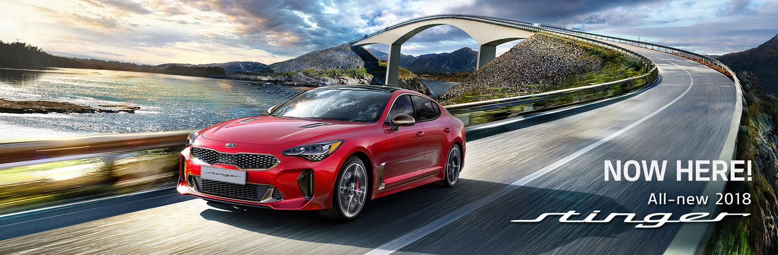 2018 Stinger Performance Kia