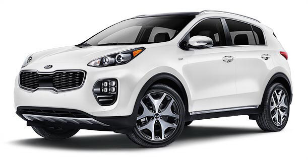 Sportage Performance Kia Thunder Bay Ontario